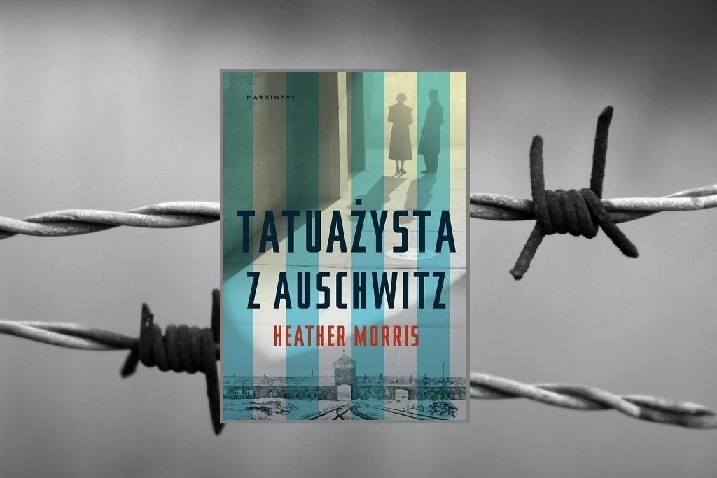 HISTORIA LALEGO W POWIEŚCI TATUAŻYSTA Z AUSCHWITZ!