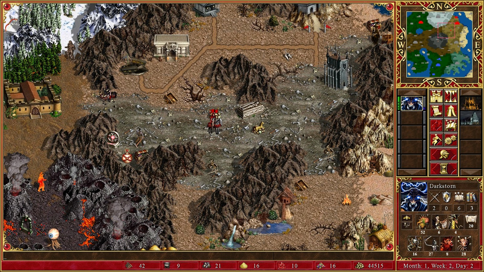 HEROES OF MIGHT AND MAGIC - GRY DZIECIŃSTWA