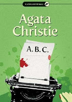 Powieść królowej kryminałów agathy christie- a b c