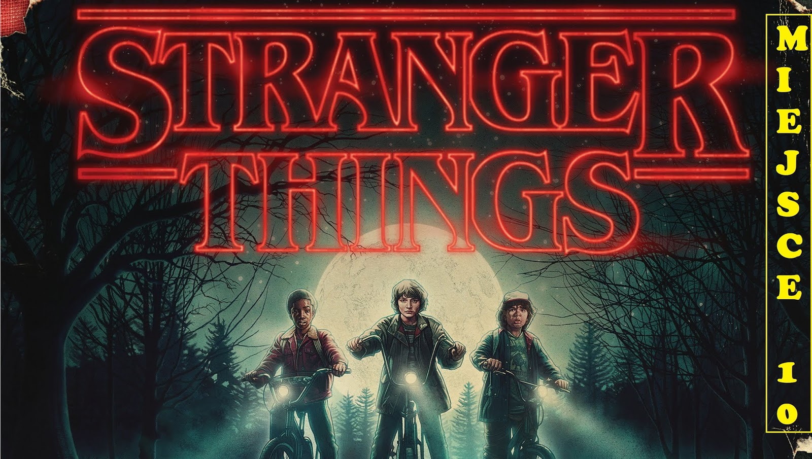 Stranger things serial netflix