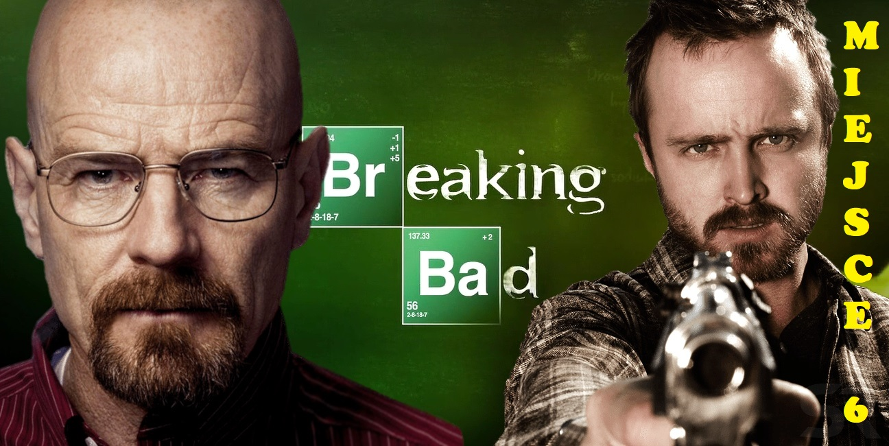breaking bad seriale top 10