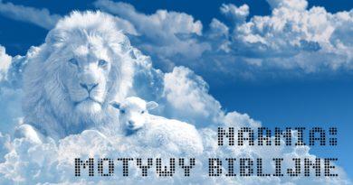 Opowieści z narnii - motywy chrześcijańskie/biblijne/religijne