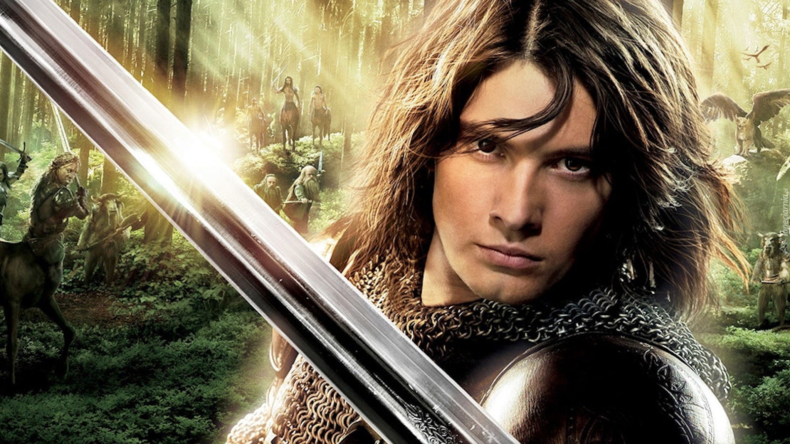 Powrót do Narnii - książe kaspian - opinia na blogu bywalec życia.