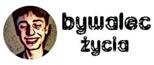 Bywalec życia - logo dla bloga!
