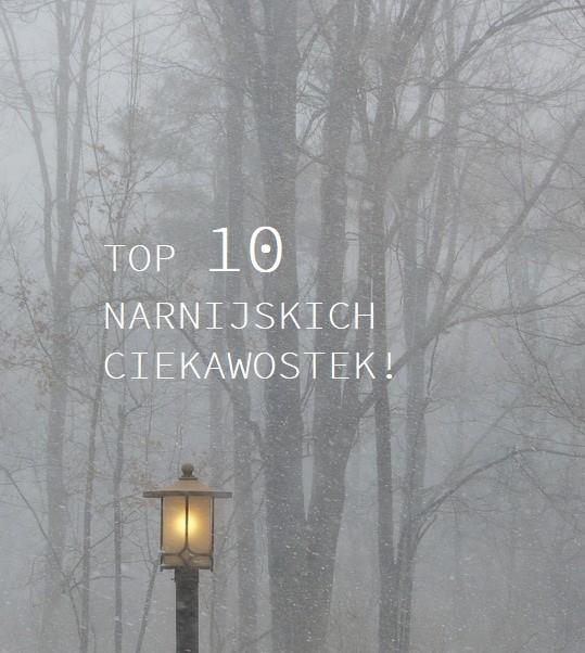 TOP 10 NARNIJSKICH CIEKAWOSTEK!