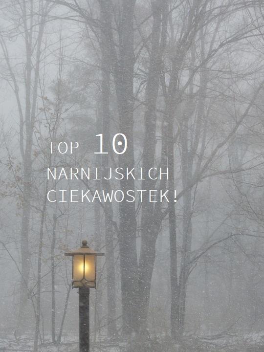 top 10 ciekawostek narnia c s lewis