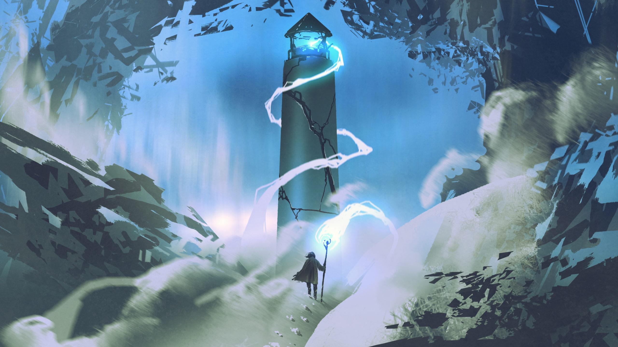 Opowieści z Narnii (C S LEWIS) Siostrzeniec czarodzieja - Digory Kirke - jak powstała narnia?