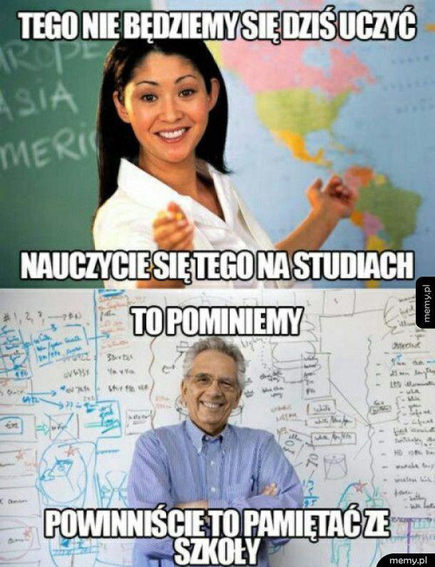 Nauczyciele - strajk nauczycieli w szkole - 2019.