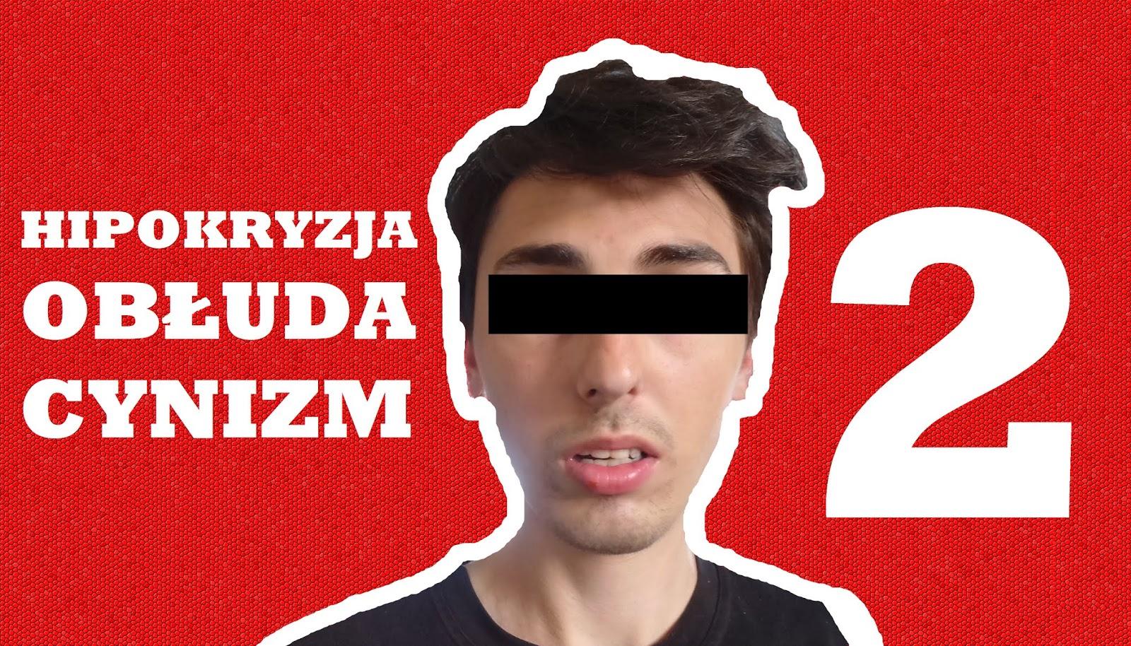 HIPOKRYZJA, OBŁUDA, CYNIZM vol. 2