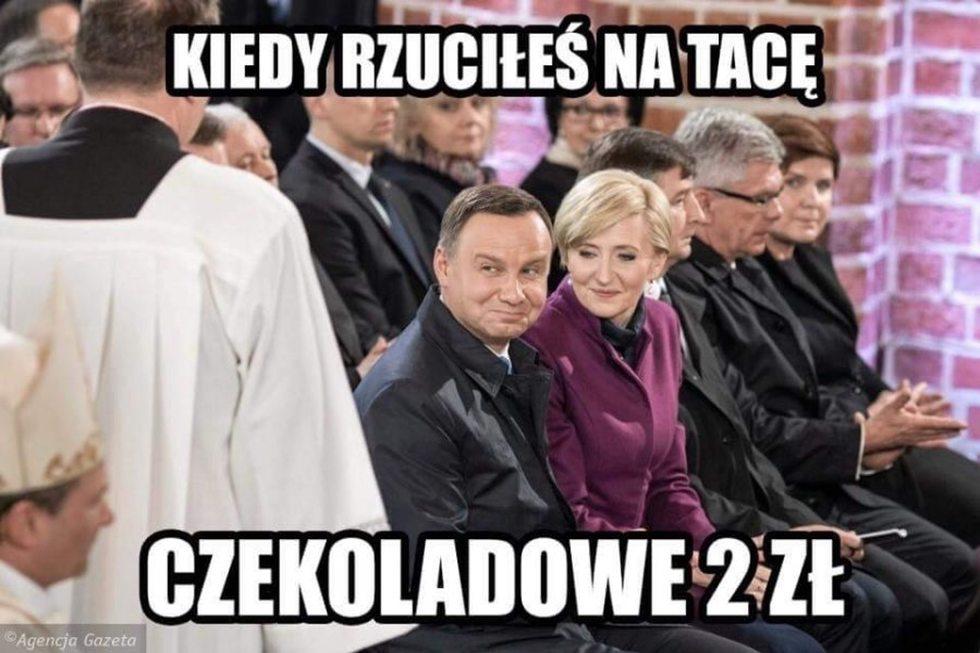 PREZYDENT POLSKI ANDRZEJ DUDA - MEMY