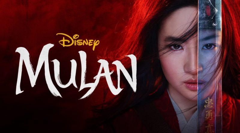 Film od Disney - Mulan - chińska kultura - przygoda i legenda.
