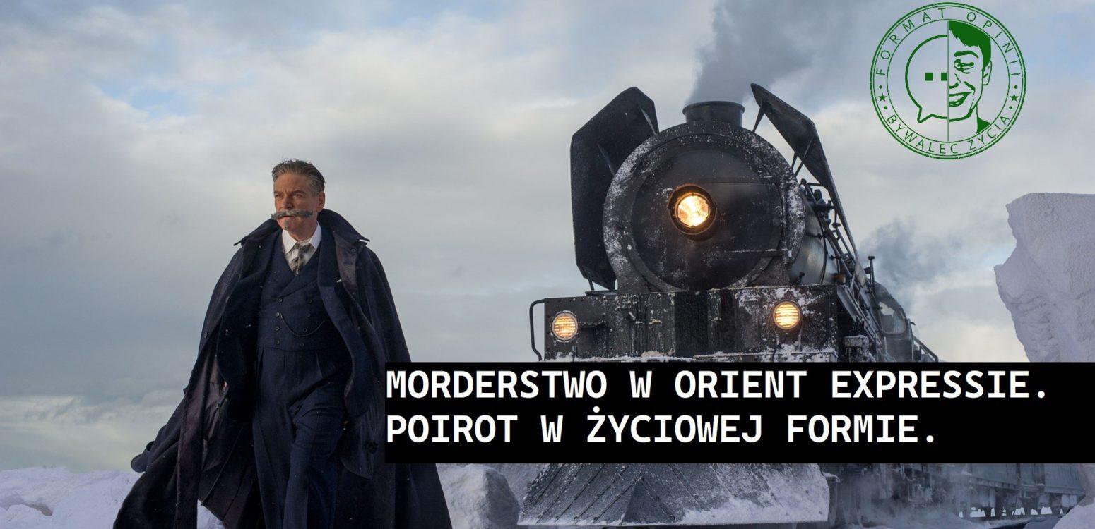 MORDERSTWO W ORIENT EXPRESSIE DAVID SUCHET W ROLI HERCULESA POIROTA