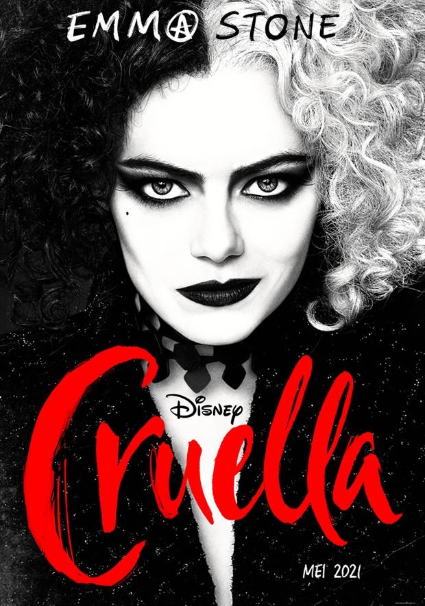 Cruella - film od Disney'a