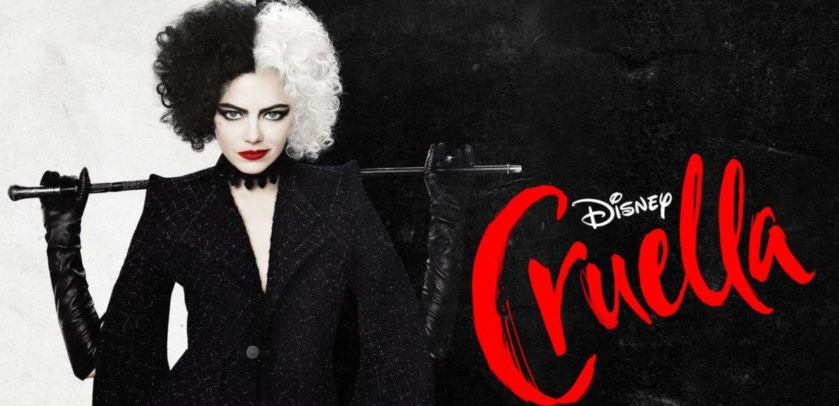 Cruella i dalmatynczyki 101 od disney